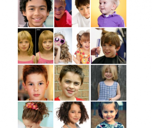 18 coupes enfants pour 2015